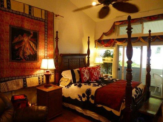 The Bay House:                   Bay Room                 