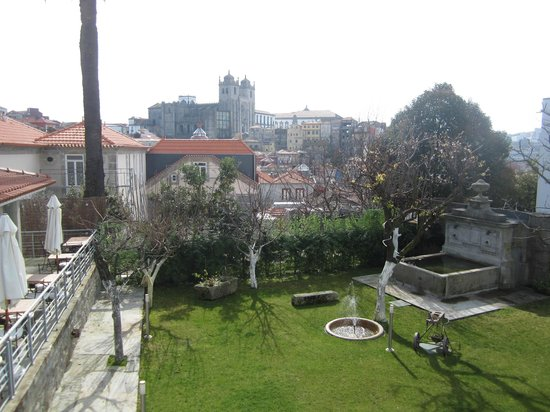 Vitoria Village:                   Der Garten