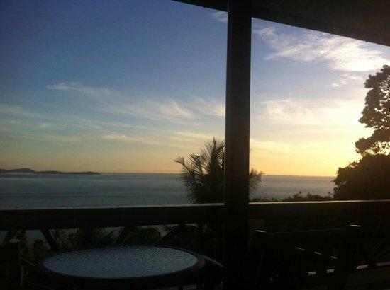 Ban Sua Samui:                   Sunrise