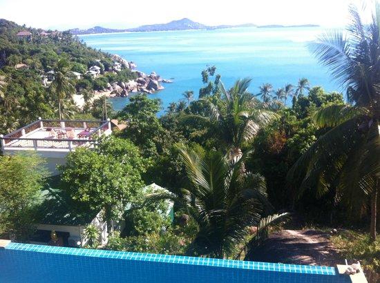 Ban Sua Samui:                   Balcony view