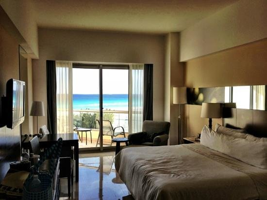 "Live Aqua Cancun All Inclusive:                   ""Garden View"" room 1264.  (2nd floor)"