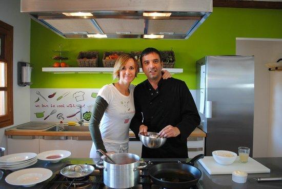 Galilea, Spain: Manuela & Alex