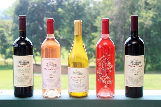 Chadds Ford, PA: a wine for every palate