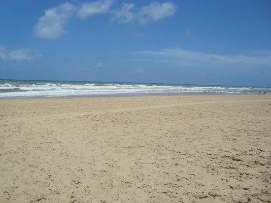 Pirambu beach:                   Praia de Pirambu
