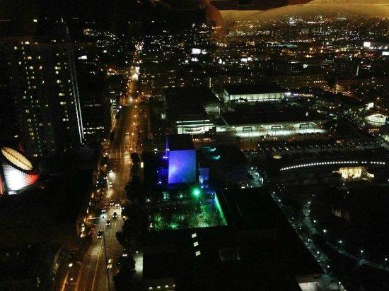 The Park Central San Francisco: Yerba Buena Center View Night