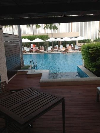 "Millennium Resort Patong Phuket:                   nice room ""cabana pool access"" room."