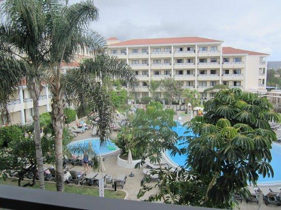 Aparthotel Parque de la Paz:                   Parque de la Paz