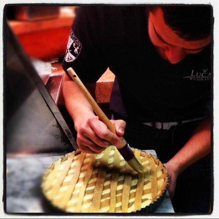 Luca's Ristorante: home made desserts