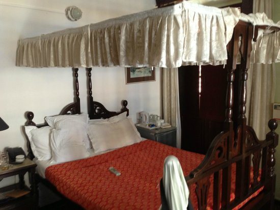 WelcomHeritage Panjim Inn:                   standard room