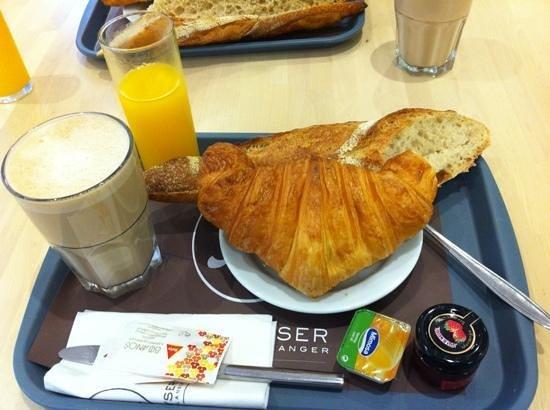 Eric Kayser Chiado:                   ontbijt