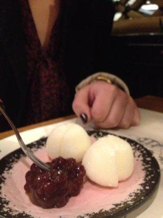 You Restaurant Japonais: dessert japonais traditionnel