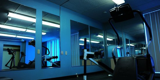 Centennial College Residence: Small Exercise Room