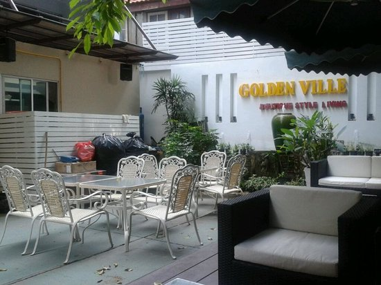 The Golden Ville