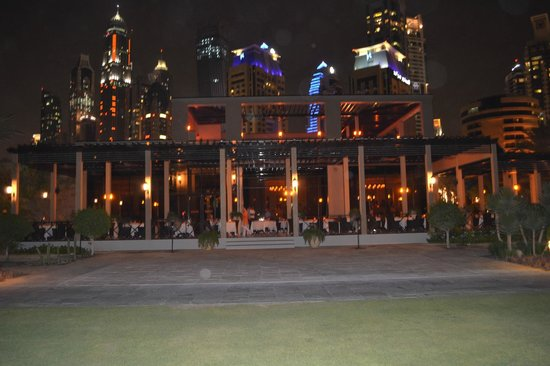 Le Royal Meridien Beach Resort & Spa :                   Mexican Restaurant