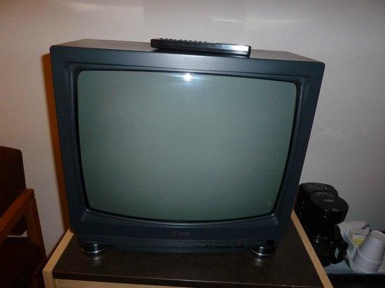 Port Hardy Inn: Fernseher