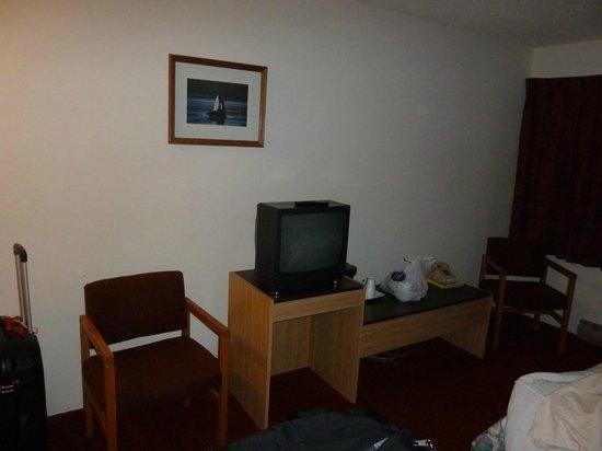 Port Hardy Inn: Zimmer