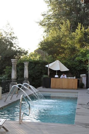 The Aubrey Boutique Hotel:                   Pool