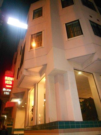 Buena Vista Motor Inn: Vista externa
