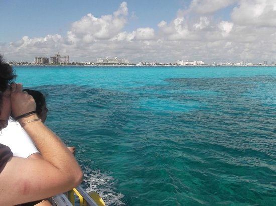 Caribbean Funday:                   De Cancún a Isla