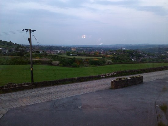 Golcar Lily:                                     The mazing view !!