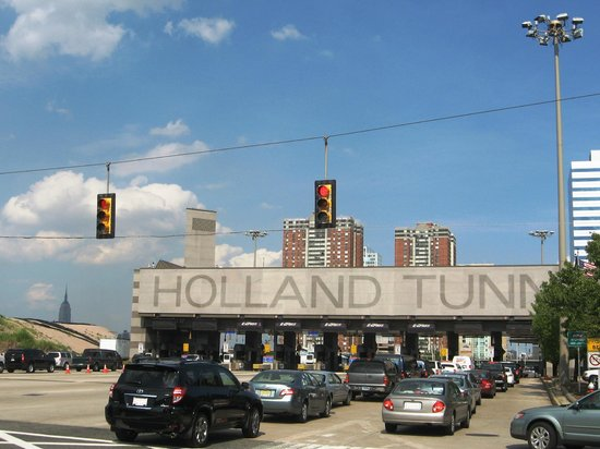 The Holland Hotel:                   Holland Tunnel