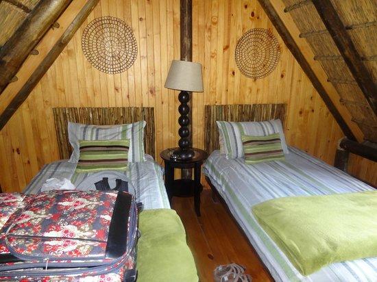 Slaapkamer op vide - Picture of Ciara Lodge, Pretoria - TripAdvisor