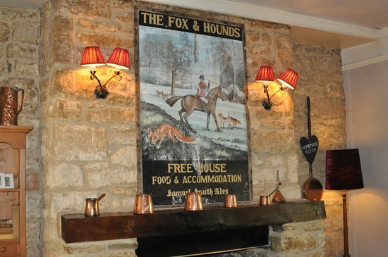 Fox & Hounds Restaurant Exton:                   Fox and Hounds interior