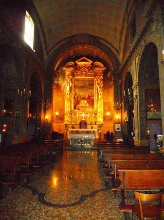 Interno Chiesa Ss Vitale E Agricola Bologna Picture Of