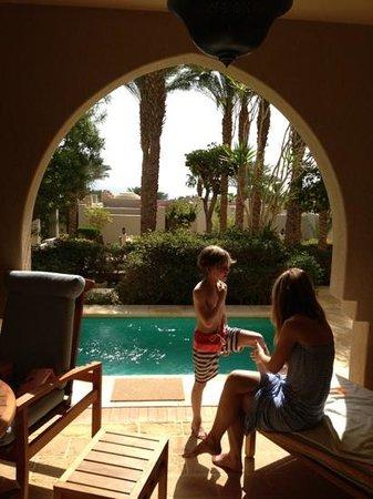 Four Seasons Resort Sharm El Sheikh:                   private pool