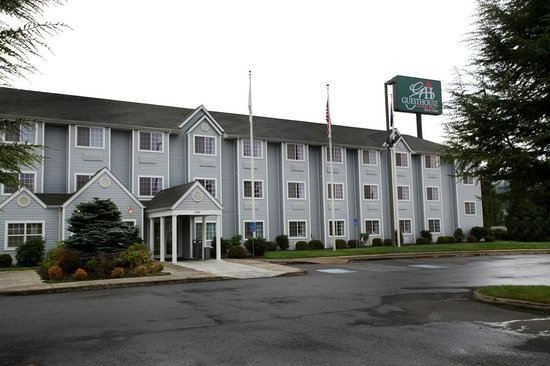 Motel 6 Sutherlin, OR: Exterior Front