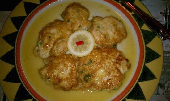 Frank's Grill:                   Chicken Francais