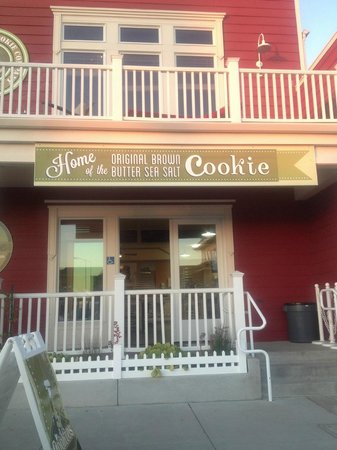 Brown Butter Cookie Company:                   Brown Butter Cookies in Cayucos, CA