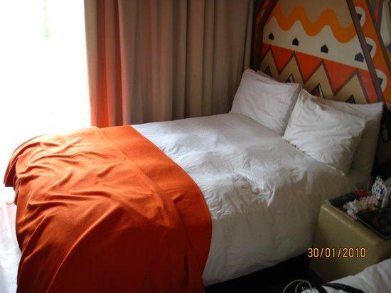AVANI Victoria Falls Resort:                   удобные кровати