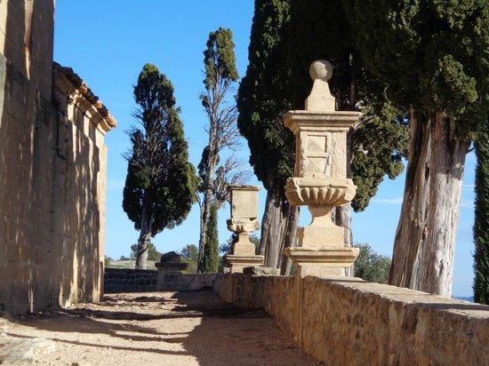 Nuestra Posada: nearby church
