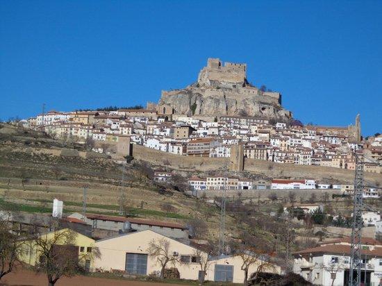 Nuestra Posada: Morella ( ca. 60 km distance)