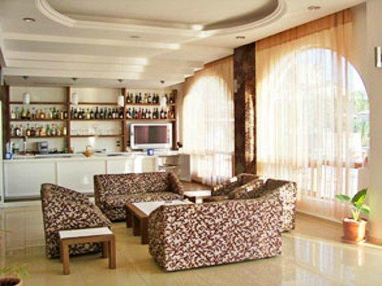 Hotel Palace Lukova : Hall