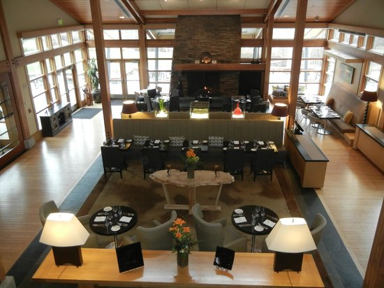 Cedarbrook Lodge: Copperleaf Restaurant