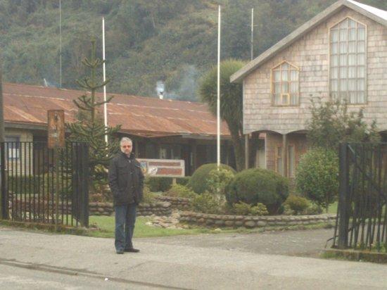Isla Chiloe, Şili:                   Visita a Queilén