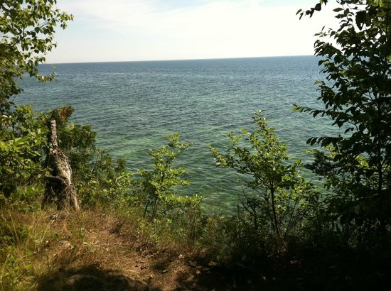Lake Michigan from Door County