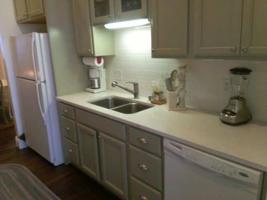 The Wright Place : Fully Equipped Kitchen