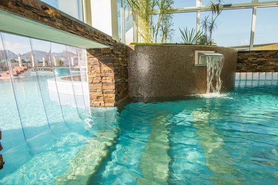 Hotel Leonardo Da Vinci Terme & Golf: Giochi d'acqua