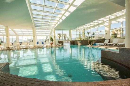 Hotel Abano Leonardo Da Vinci Terme & Golf: Nuova Piscina Interna