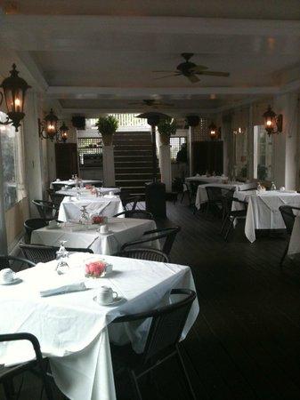La Te Da Hotel: Dining Area