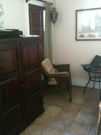 La Te Da Hotel: Inside a room