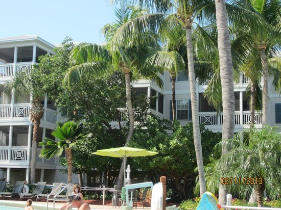 Hyatt Beach House Resort:                                     Hotel