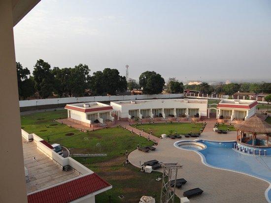 H tel ledger plaza bangui afrique voir les tarifs 32 for Hotel a prix bas