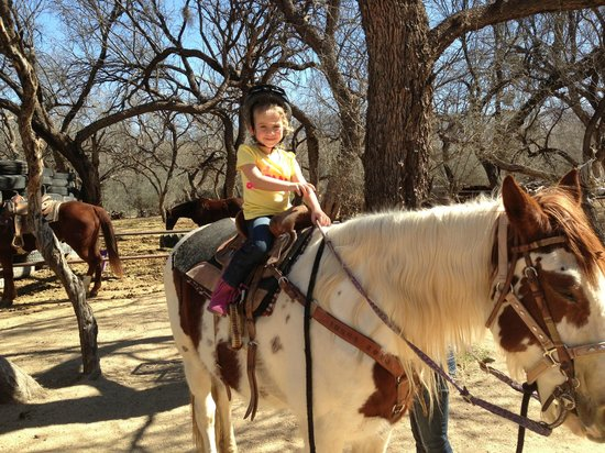 Best Horse Riding Experience With Bobbie At Saguaro