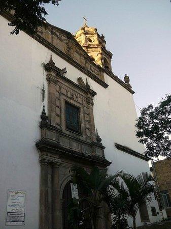 Templo de San Agustin:                   サンアグスティン教会