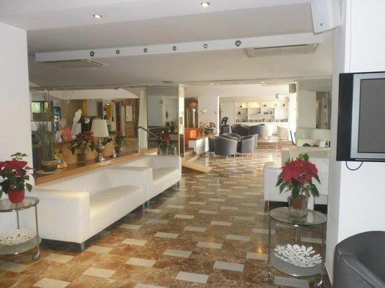 Vistasol Hotel & Apartamentos:                   Lobby