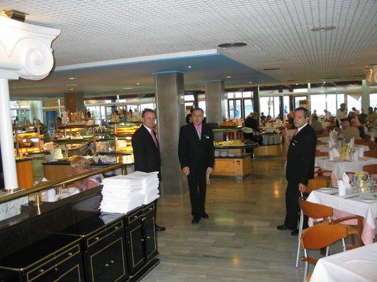 MedPlaya Hotel Pez Espada:                   Salle à manger
